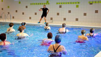Monitor de AquaFitness (Online)